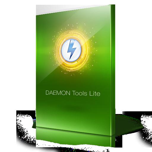 DAEMON Tools Lite 10 for Windows (без дополнительных функций)
