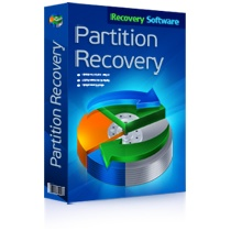 RS Partition Recovery Домашняя Лицензия