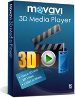 Movavi 3D Media Player