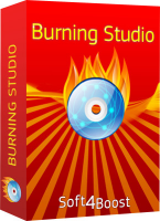 Soft4Boost Burning Studio. Купить в allsoft.ru