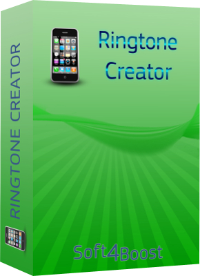 Soft4Boost Ringtone Creator 6.4.1.867 от Allsoft
