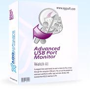 Advanced USB Port Monitor 2.7 Lite.