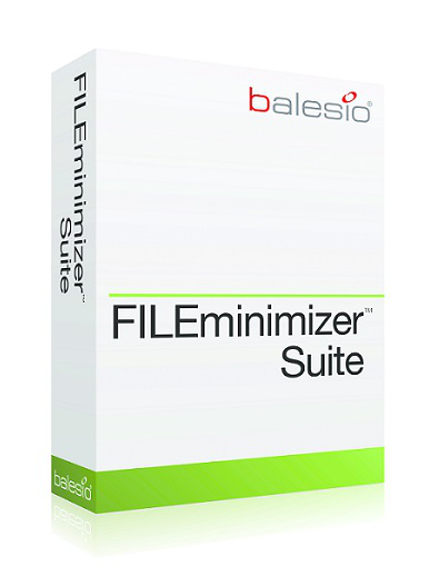 balesio FILEminimizer Suite