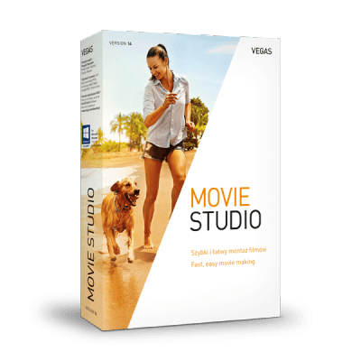 VEGAS Movie Studio 16 Platinum (электронная версия)
