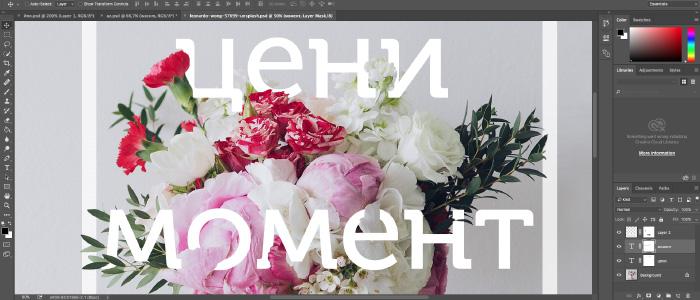 Adobe Photoshop СС. Инструменты дизайнера.