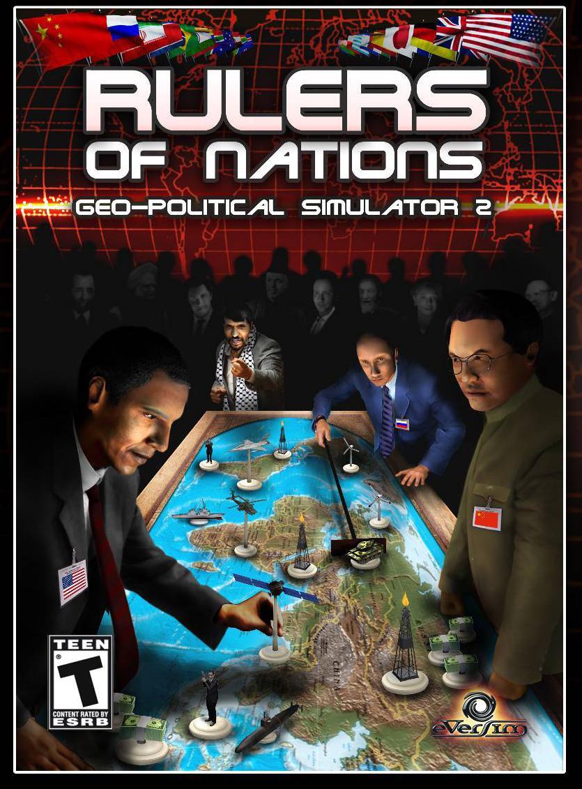 Rulers of Nations  Геополитический симулятор 2