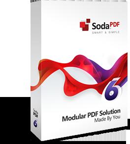 Soda PDF 7 Professional