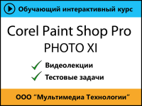 Cамоучитель «Corel Paint Shop Pro Photo XI»