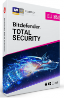 Антивирус Bitdefender Total Security