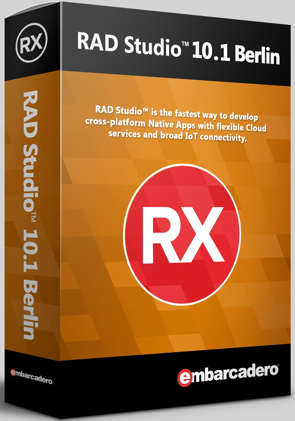 RAD Studio 10.1 Berlin Professional от Allsoft