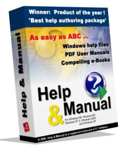 Help & Manual 8 Basic Edition