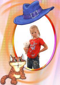 Детские открытки и рамки