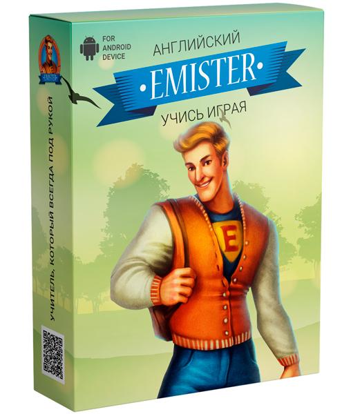 Программа для изучения английского языка Emister
