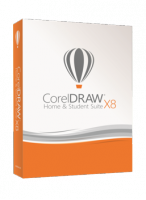 CorelDRAW Home & Student Suite X8 купить в allsoft
