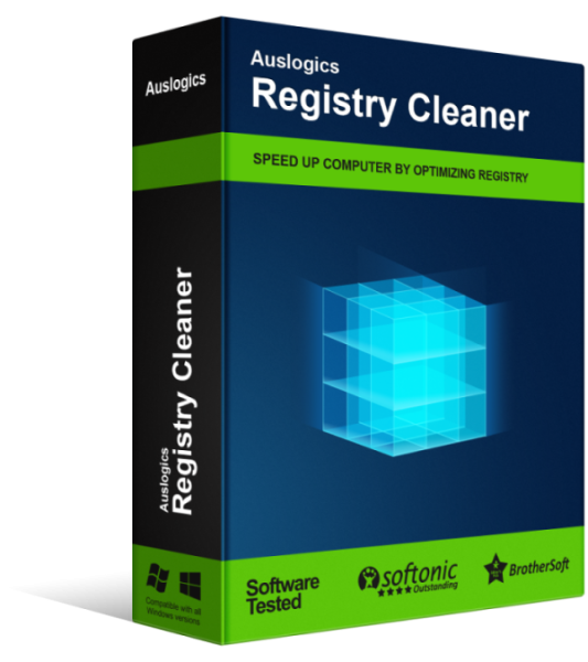 Auslogics Registry Cleaner 9