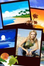 Рамки для фотографий Отдых и путешествия