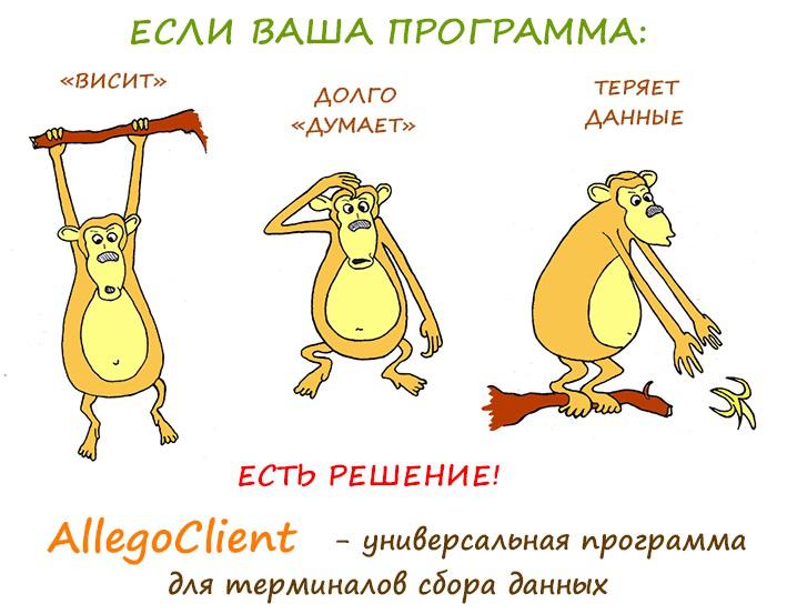 AllegroClient-prof 1.0 от Allsoft