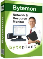 Bytemon Network Monitor. Купить в Allsoft.ru