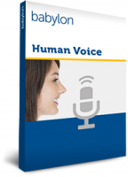 Babylon Human Voice. Купить в Allsoft.ru