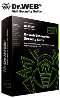 Антивирус Dr.Web Mail Security Suite