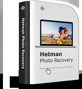 Hetman Photo Recovery (восстановление фотографий) Домашняя версия