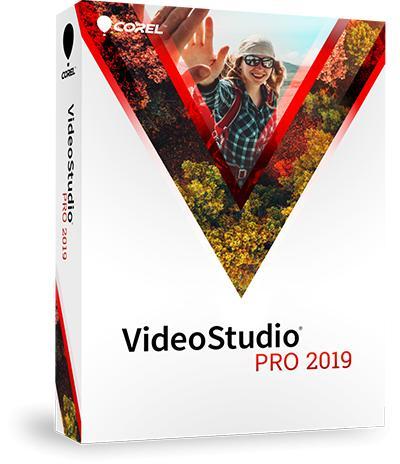 Corel VideoStudio 2019