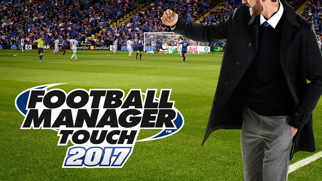 Football Manager Touch 2017 от Allsoft