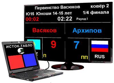 Исток-Табло 3.6