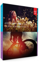 Adobe Photoshop Elements 15 и Adobe Premiere Elements 15