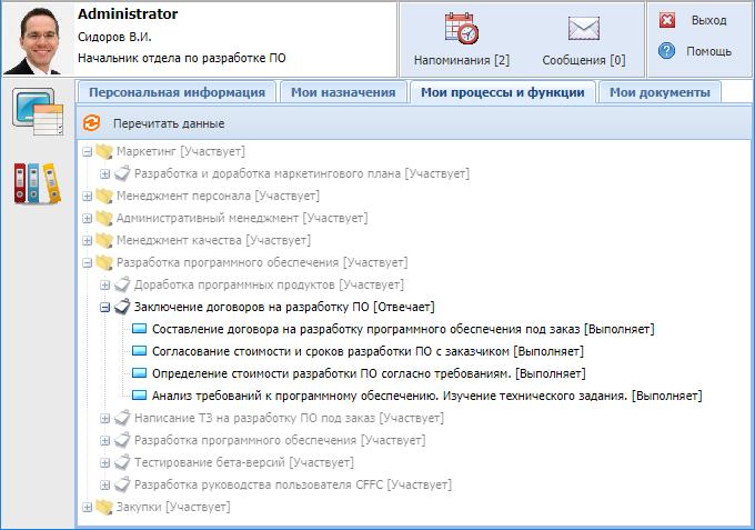 Fox Manager Portal 1.0
