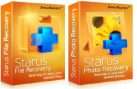 Пакет программ Starus Photo Recovery + Starus File Recovery (Commercial Edition). Купить в allsoft.ru