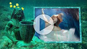 Шаблоны слайд-шоу Подводный мир