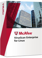 McAfee VirusScan Enterprise for Linux