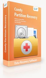 Comfy Partition Recovery Домашняя лицензия