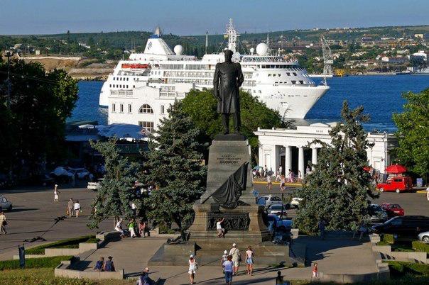 Аудиогид Из Ялты в Севастополь героический 1.0