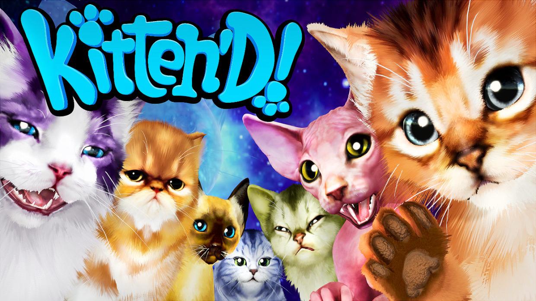Kitten'D.