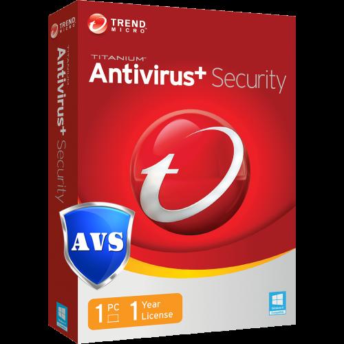 Trend Micro Antivirus + 2019