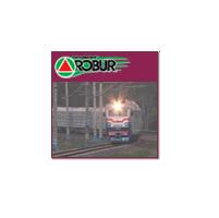 Топоматик Robur  Железные дороги 4.2 от Allsoft