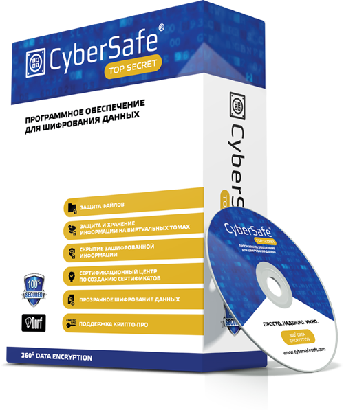 CyberSafe Top Secret Enterprise 2.2.27
