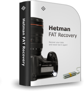Hetman FAT Recovery (восстановление флешек и карт памяти) Домашняя версия