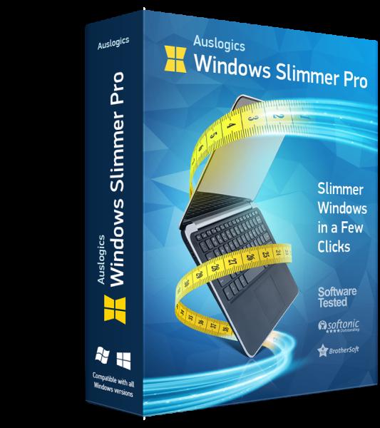 Auslogics Windows Slimmer 3