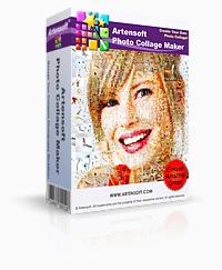 Photo Collage Maker Pro 2.0 Персональная лицензия фото