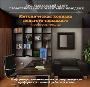 Электронное пособие Методическая копилка педагога-психолога (профориентолога)  CD