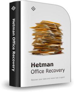 Hetman Office Recovery (восстановление Word и Excel) Домашняя версия