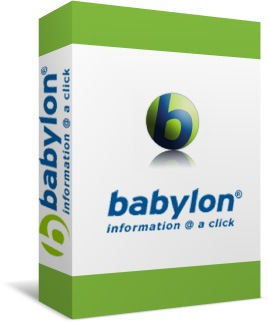 Babylon Corporate Glossary Builder BASIC от Allsoft
