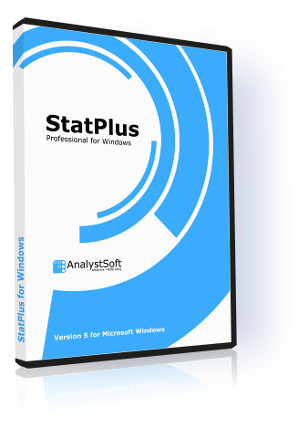 StatPlus Pro 6.2 от Allsoft