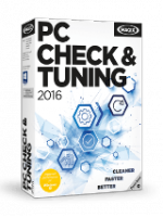 MAGIX PC Check & Tuning 2016 купить в allsoft