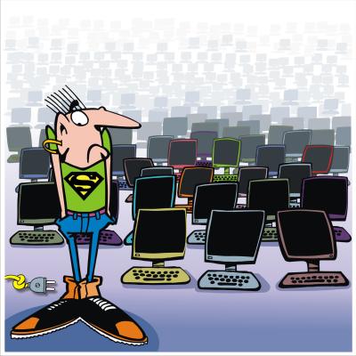 10-Страйк: Набор программ для мониторинга сети 100