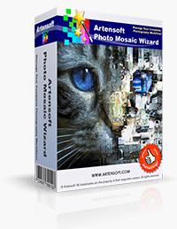 Photo Mosaic Wizard Pro