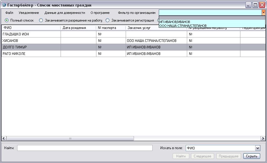 Гастарбайтер: сетевая версия